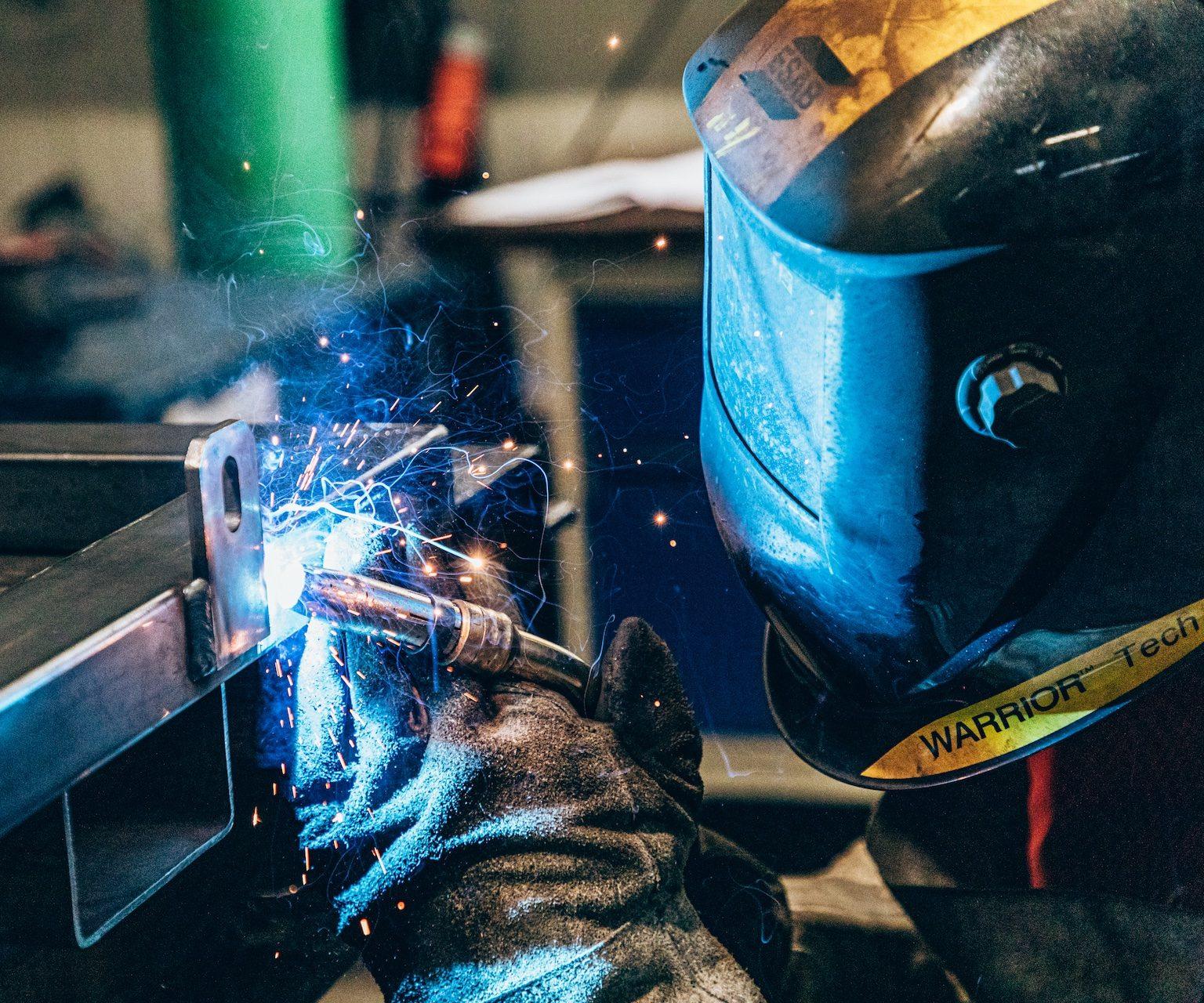 Lieken Metall Design – Fertigung