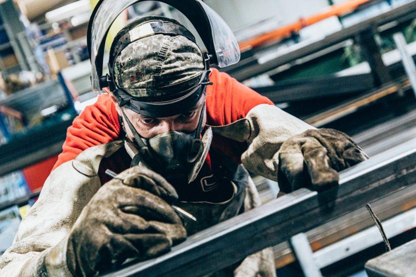 Lieken Metall Design – Produktion 32