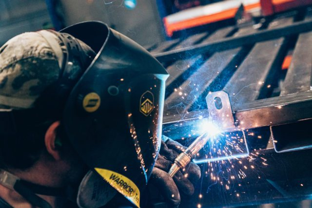 Lieken Metall Design – Produktion 02