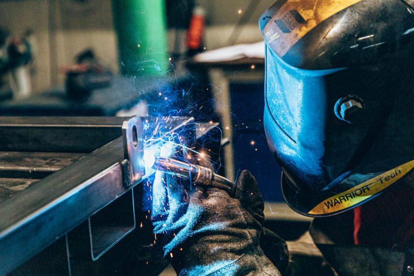 Lieken Metall Design – Produktion 30