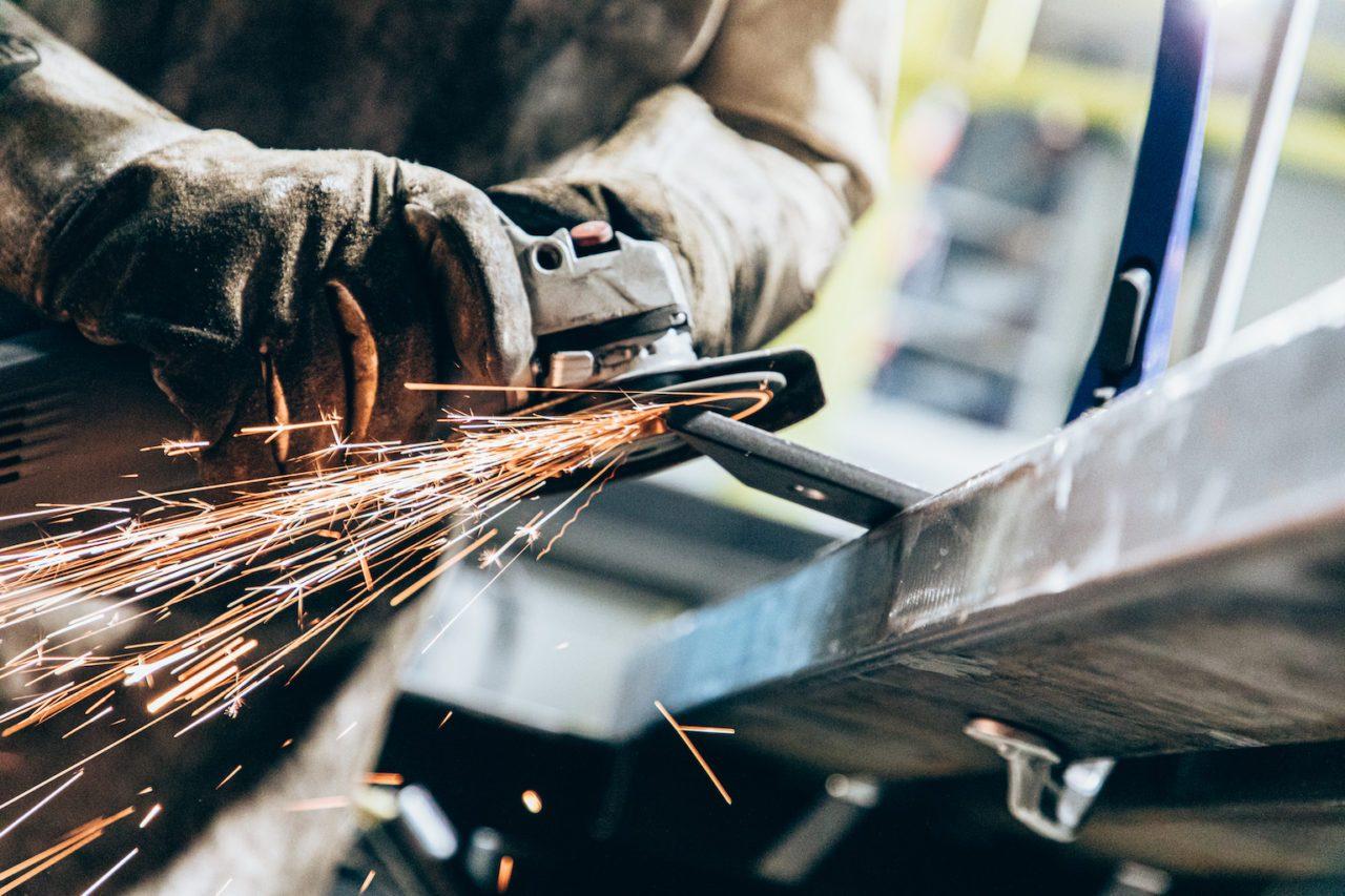 Lieken Metall Design – Produktion 14