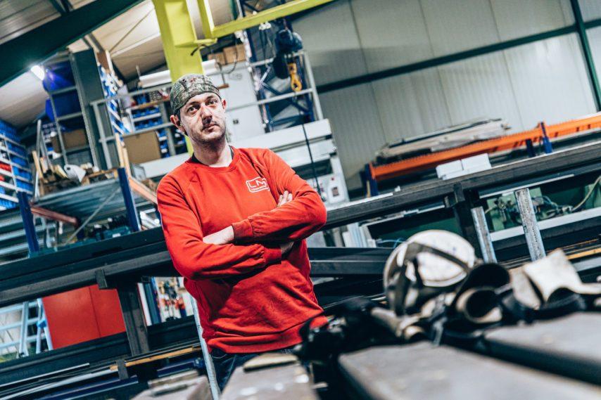 Lieken Metall Design – Produktion 11