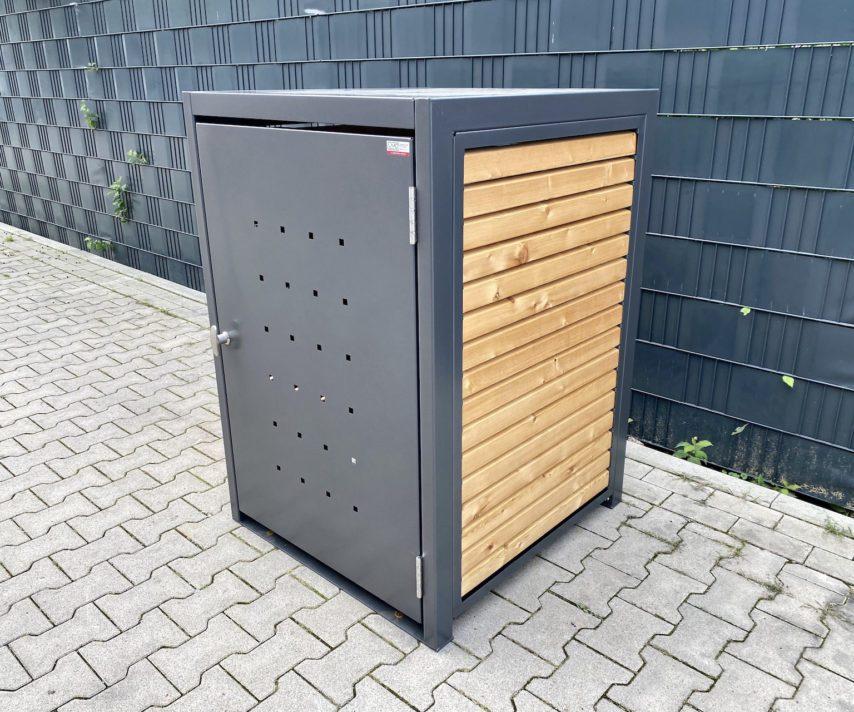 Rollatorbox Lärchenholz anthrazit 03