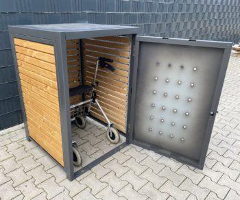 Rollatorboxen